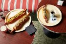 Hot dog by Sydney based food and lifestyle photographer Benito Martin