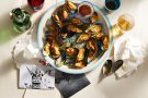 Oysters by Sydney based food and lifestyle photographer Benito Martin