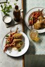 Crumbled Lamb Cutlets by Sydney based food and lifestyle photographer Benito Martin