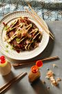 Okonomiyaki by Sydney based food and lifestyle photographer Benito Martin
