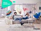 Billy Plummer shoots Shipster Campaign for Australia Post